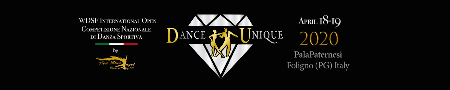 Dance Unique Cup Logo